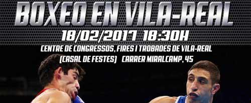 Photo of Selección española de Boxeo se enfrenta a Italia en Villareal