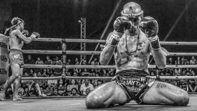 Photo of Carlos Coello, el luchador de muay thai