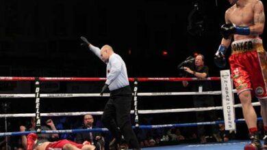 Photo of Jon Fernandez vence por KO en el 2º ante el público Estado Unidense