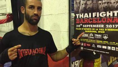 Photo of Kilian Jiménez «pelear en el Thai Fight es un sueño a cumplir»