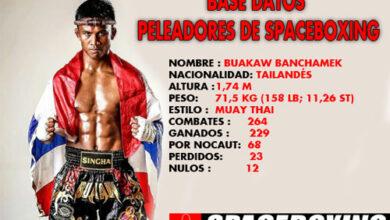 Photo of Date de alta en la Base datos de Luchadores