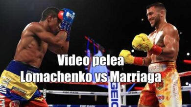 Photo of Video Vasyl Lomachenko vs Miguel Marriaga