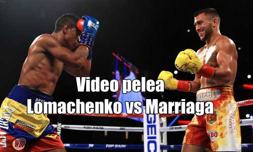 Photo of Video Vasyl Lomachenko vs Miguel Marriaga