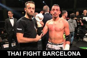 Photo of Hablamos con Abdo Chaidi ante su debut en Thai Fight