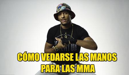 Photo of Cómo vendarse las manos para las MMA con AJ McKee