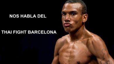 Photo of Edye Ruiz  «Haré un gran combate en Thai Fight Barcelona»