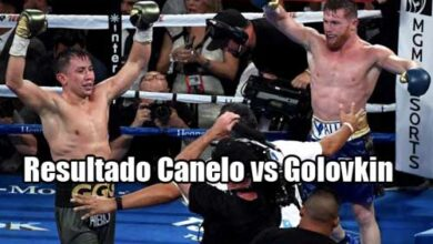Photo of Resultado Canelo vs Golovkin-Video