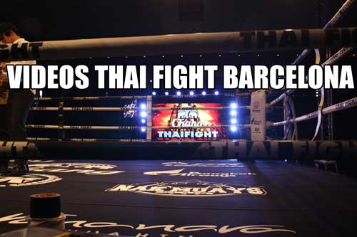 Photo of Videos Thai Fight Barcelona