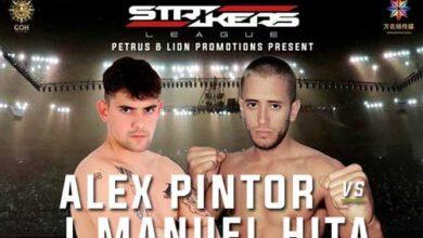 Photo of Titulo Nacional ISKA -70kg-Jose Manuel Hita vs Alex Pintor Tejera-