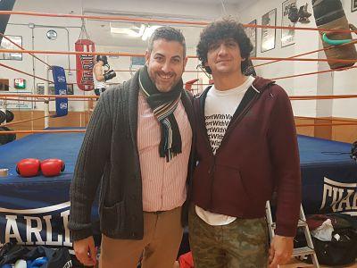 Photo of La Escuela Boxeo en Madrid, con Jero García