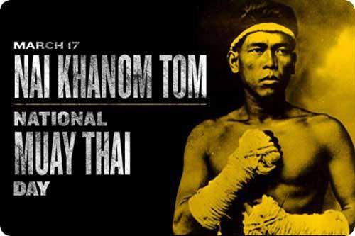 Photo of Dia del Muay Thai-Nai Khanom Tom