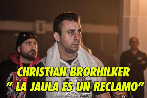 Photo of Christian Brorhilker » La Jaula es un reclamo»