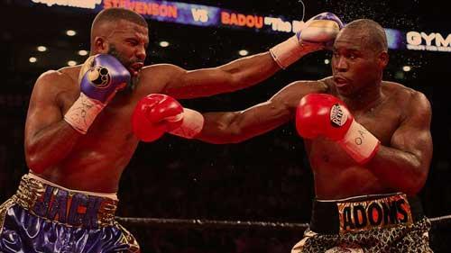 Photo of Adonis Stevenson vs Badou Jack por el título -Video pelea