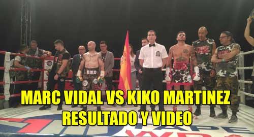 Photo of MARC VIDAL VS KIKO MARTINEZ EBU -RESULTADO Y VIDEO