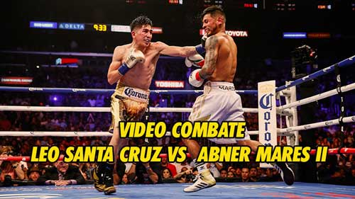 Photo of Boxeo, Leo Santa Cruz derrota a Abner Mares por segunda vez