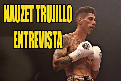 Photo of Nauzet Trujillo, entrevista tras su pelea con Manachai