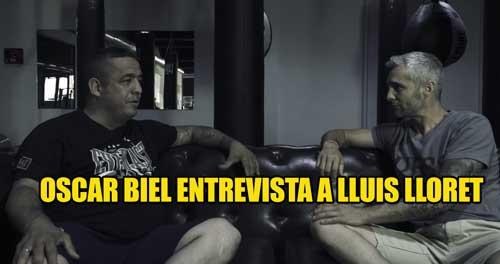 Photo of Oscar Biel entrevista a Lluis Lloret-Video