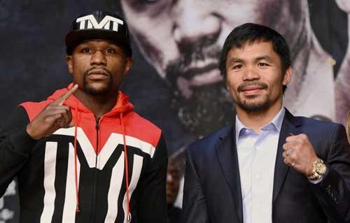 Photo of Mayweather dispuesto a asesorar a Pacquiao en su futuro del boxeo