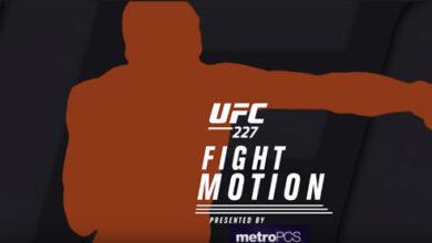 Photo of UFC 227: MEJORES MOMENTOS A CÁMARA LENTA