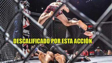 Photo of LUCHADOR DE MMA DESCALIFICADO, POR QUERER FINALIZAR COMO EL VIDEO JUEGO DE DONKEY KONG