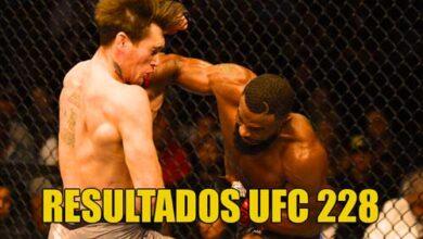 Photo of Resultados de UFC 228: Woodley somete a Till y Andrade aplasta a Kowalkiewicz