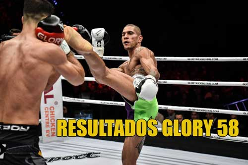 Photo of Resultados Glory 58