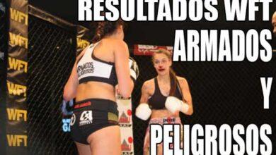 Photo of Resultados Armados y Peligrosos WFT 10 de Noviembre