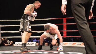 Photo of Kerman Lejarraga vence por KO en el 4º ante Frankie Gavin
