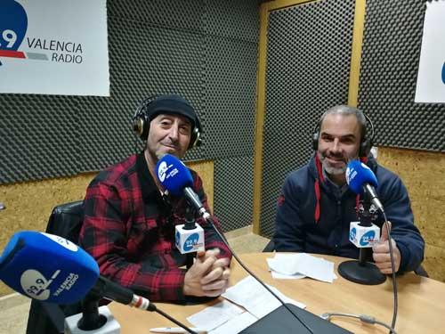 Photo of ROBERTO SORIANO EN LA RADIO HABLANDO SOBRE DEFENSA PERSONAL