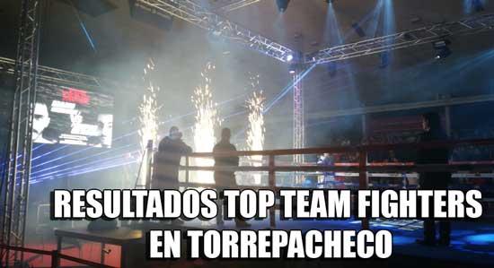 Photo of RESULTADOS MUAY THAI TOP TEAM FIGHTERS EN TORRE PACHECO
