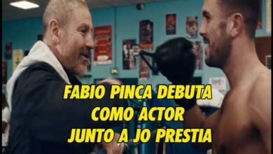 "Photo of Fabio Pinca debuta en cine junto a Jo Prestia en ""Second Soufflé"""