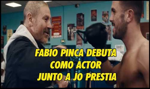 Photo of Fabio Pinca debuta en cine junto a Jo Prestia en «Second Soufflé»