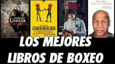 Photo of ▷LOS 6 MEJORES LIBROS DE BOXEO 2020