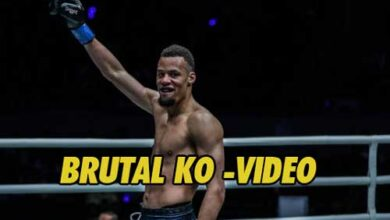 Photo of Kick Regian Eersel consigue un knockout brutal (video)