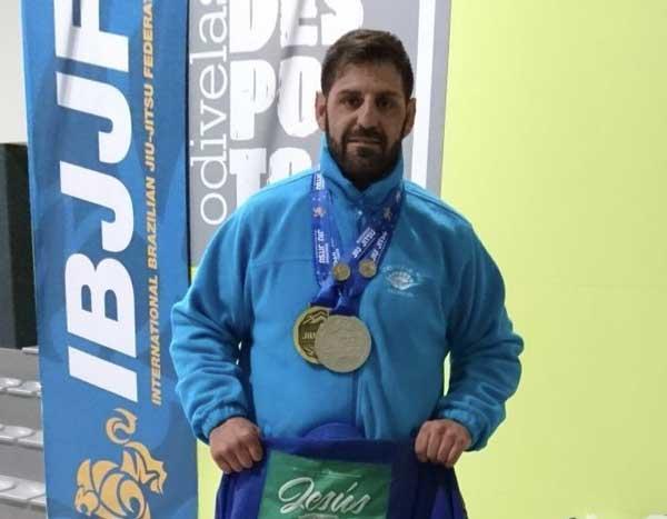 Photo of Pablo Pla un ejemplo de superación, de las drogas a subcampeón de Europa