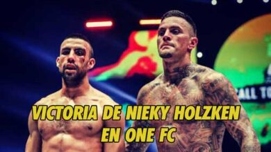 Photo of Nieky HOLZKEN vence en ONE FC-Videos y Resultados