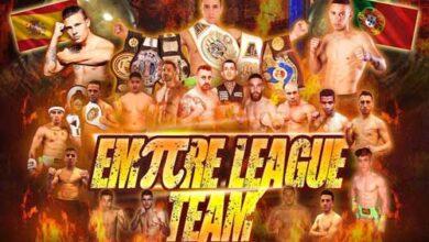 Photo of Resultados Empire League Team: «Daniel Dekkers vence por KO en el 3º «