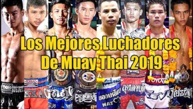 Photo of Los Mejores Luchadores De Muay Thai 2019