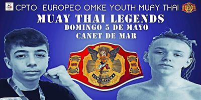 "Photo of Título europeo en ""Muay Thai Legends"""