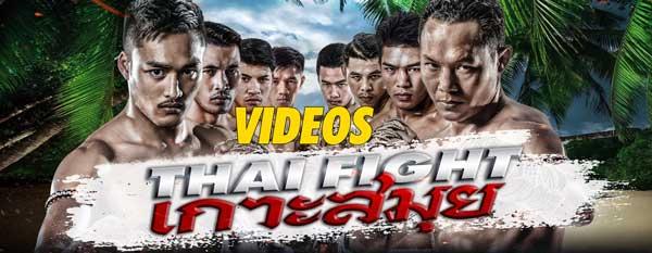 Photo of RESULTADOS Y VIDEOS THAI FIGHT KOH SAMUI