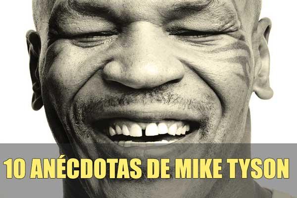 Photo of 10 ANÉCDOTAS DE MIKE TYSON