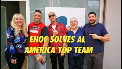 """Photo of Enoc Solves """"Quiero cumplir un sueño en America Top Team """""""