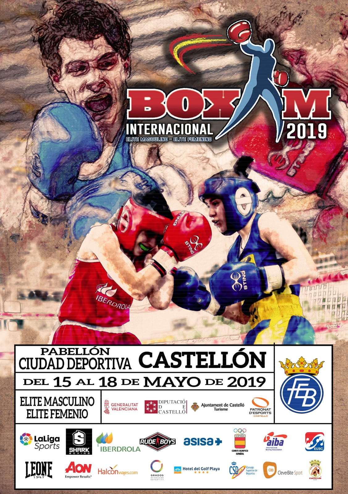 Photo of FINALES BOXAM INTERNACIONAL