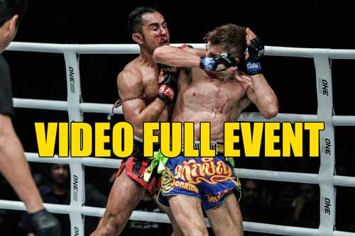 Photo of Resultados y video completo  de ONE Championship For Honor:
