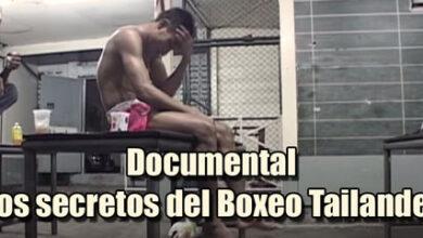 """Photo of Documental """"Los secretos del Boxeo Tailandes"""""""
