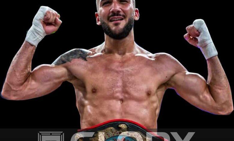 Photo of El campeón de WKN , Antonio Campoy firma con Glory
