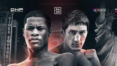Photo of DEVIN HANEY VS. ZAUR ABDULLAEV PELEARÁN POR EL CINTURÓN LIGERO INTERINO WBC