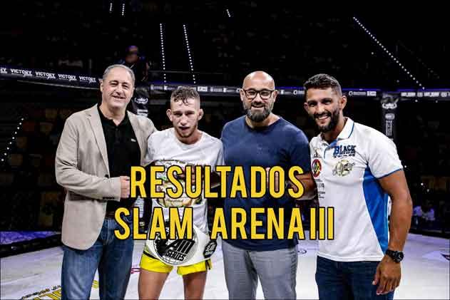Photo of RESULTADOS SLAM ARENA III 2019- LOS CANARIOS TRIUNFAN