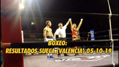 Photo of Boxeo: Resultados Sueca (Valencia) 05-10-19