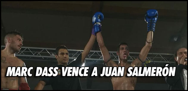 Photo of MARC DASS VENCE A JUAN SALMERÓN EN MURCIA